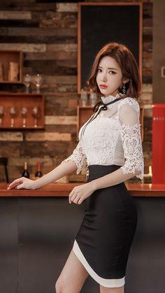 40 Hot Tight Dress Outfits For Girls - Her Crochet Fashion Models, Girl Fashion, Womens Fashion, Korean Beauty, Asian Beauty, Beautiful Asian Women, Sexy Asian Girls, Tight Dresses, Asian Fashion