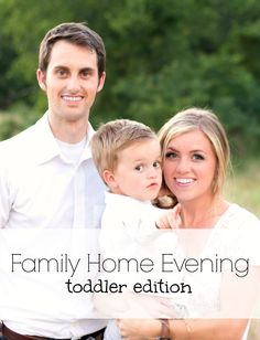 Young single adult family home evening ideas.