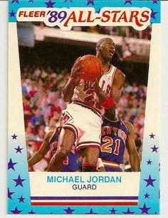 029b9b4b2de 34 Best Michael Jordan All-Star Cards images