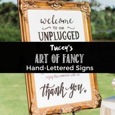 The Art of Hand-Lettering Signs Painted Tv Trays, Hand Painted, Wood Plank Walls, Fancy Hands, Paint Companies, Dixie Belle Paint, Paint Furniture, Silver Furniture, Painted Furniture
