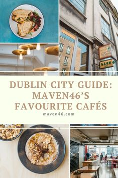 Dublin City Guide: The Best Cafes in Dublin for a Cup of Coffee Cafe Dublin, Dublin City, Coffee Shop, Coffee Cups, Bistros, Cool Cafe, Bakeries, Good Things, Travel