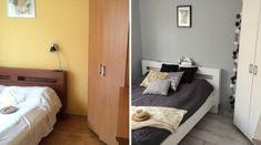Wnętrza Zewnętrza - blog wnętrzarski: Imponujące METAMORFOZY! Zobacz, jak tanio odmienić swoje mieszkanie