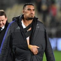 'That's the way rugby should be played' – Luke Romano on All Blacks' humility Jerome Kaino, Rugby Championship, Australian Football, All Blacks, September 17, Thats The Way, South Africa, Rain Jacket, Windbreaker