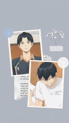 Wallpaper Animes, Anime Wallpaper Phone, Haikyuu Wallpaper, Hero Wallpaper, Wallpaper Shelves, Haikyuu Manga, Haikyuu Kageyama, Haikyuu Fanart, Kagehina