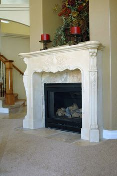 841 best fireplace mantel images in 2019 fire places fireplace rh pinterest com