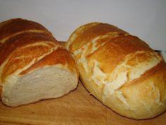 Fehér kenyér :: Ami a konyhámból kikerül