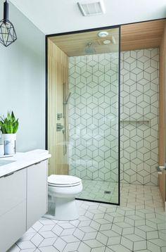 Modern Bathroom Design, Bathroom Interior Design, Bathroom Designs, Modern Toilet Design, Grey Modern Bathrooms, Bathroom Ideas, Minimalist Bathroom Design, Minimal Bathroom, White Bathrooms