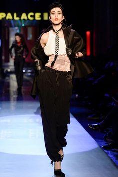 Jean Paul Gaultier haute couture spring 2016: