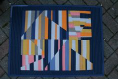 The Aerial Quilt, pattern by Carolyn Friedlander.