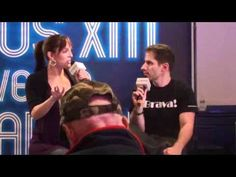 Julia Murney and Seth Rudetsky interview (live) @ #SiriusXM Live on #Broadway, NYC, 10/13/10 = For more exciting musical theater content and special concerts with Broadway legends, visit: http://www.sethtv.com/  SETH TV - #Broadway