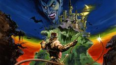The first Castlevania game was released in Japan 30 years ago today.