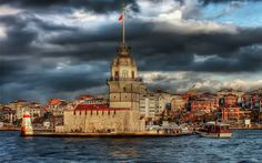 İstanbul'un incisi Üsküdar – Kız Kulesi http://www.tatiluzmani.tv/istanbulun-incisi-uskudar-kiz-kulesi/