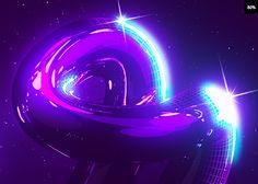 Dreams come true! // Neon Type on Behance