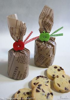 cookie wrapping