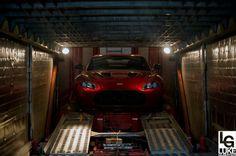 Aston Martin V12 Vantage Zagato.