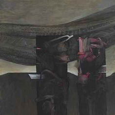 Fernando De Szyszlo - Viento oscuro - 1992