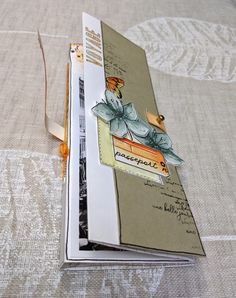 Mini Albums, Mini Album Scrap, Mini Scrapbook Albums, Project Life, Blog, Notebook, Stamp, Paper, Scrapbooking