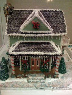 Gingerbread House by Angela Wagner, via Flickr