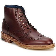 Rebajas - Zapatos hombre - Botas de la marca Barker