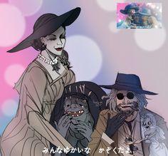 Tyrant Resident Evil, Resident Evil Game, Steven Universe Anime, Fandom Games, Evil Anime, Film Aesthetic, Disney Cartoons, Funny Art, Cute Art