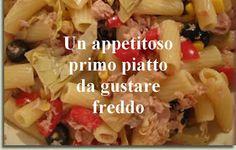 TUTTI INSIEME: Insalata capricciosa di pasta
