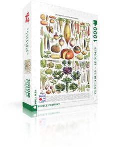 Vegetables Collage Jigsaw Puzzle