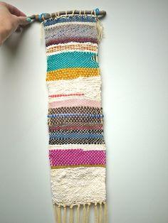 smitten with weaving...