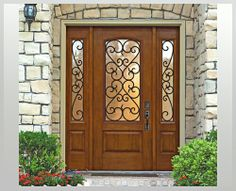 Showroom Specials - clearance front doors in wood, fiberglass and steel