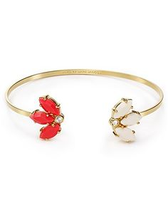 MARC BY MARC JACOBS Marquis Palm Bangle | Bloomingdale's