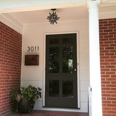 6 Panel Wood Storm Door Had These In Charlotte But