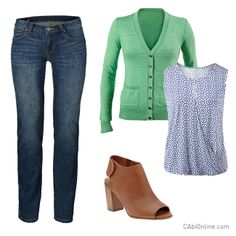 This is a classic go-to look for a more relaxed night on the town.