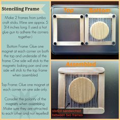Directions for creating a stencil frame for cookies from The Sugar Tree (frosting for sugar cookies sweets) Iced Cookies, Cupcake Cookies, Sugar Cookies, Cupcakes, Frosted Cookies, Sugar Cookie Frosting, Royal Icing Cookies, Cake Decorating Tools, Cookie Decorating