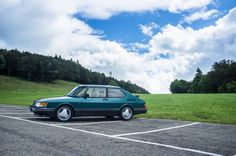 One of the best photographic records for a car that we have ever seen, worth a look  #saab
