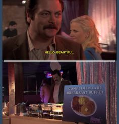 Ron Swanson is me
