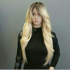 #39 Sensationnel Instant Fashion Synthetic  Wig LACE IS ONLY AT THE PART Sensationnel Accessories Hair Accessories