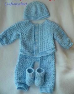 Crocheting: Cheri's Crochet Baby Sweater leggings