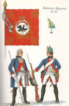 Anglo Dutch Wars, Gunter, Friedrich Ii, Frederick The Great, Seven Years' War, Disco Fashion, Napoleonic Wars, German Army, Toy Soldiers
