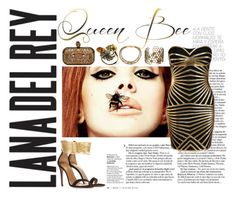 Queen Bee, LDR by monique-nicky-littleford on Polyvore featuring Posh Girl, Aquazzura, Alexander McQueen, women's clothing, women's fashion, women, female, woman, misses and juniors