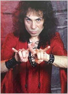 Ronnie James DIO.........