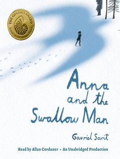 """Anna and the Swallow Man by Gavriel Savit (6h30m) #Lib2Go #FSPL #Audio (230p) #Book #FSPL #FirstLine: """"When Anna Lania woke on the morning of the sixth of November in the year 1939--her seventh--there were several things that she did not know."""""""