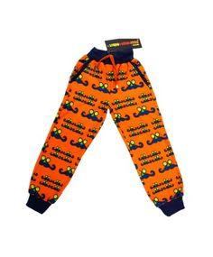 Lucero Orange Cotton Pyjama #ohnineone #kids