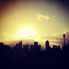 Good evening, Sydney. Victoria Street.  Instagram: @wearehandsome