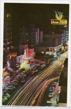 Sabana grande año 60