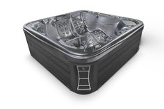 Wellis Everest Hot Tub. Contact Trident Spas to enquire about this stunning Hot Tub.