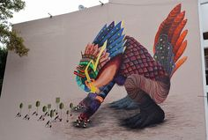 El Hurgador [Arte en la Red]: Curiot [Pintura, Murales]