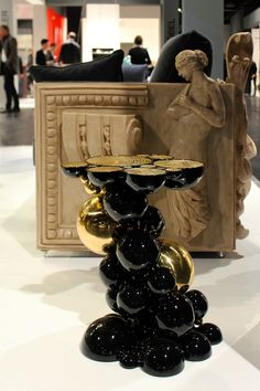 http://www.covetlounge.net/   #bocadolobo and #lladró at imm cologne 2014 - Curated design