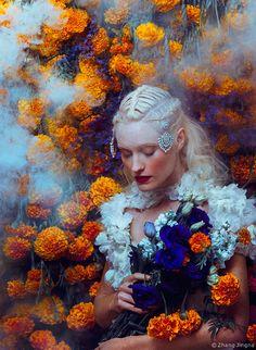 Zhang Jingna - Fashion, Fine Art, Beauty, Commercial Photography Blog