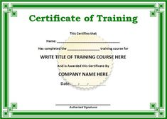Iact global sample certification for various short term courses training certificate template free word templates free word templates sampleresume trainingcertificatetemplate yelopaper Image collections
