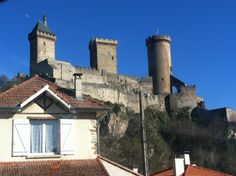 "See 98 photos and 4 tips from 611 visitors to Foix. ""Visit the castle, a stunning historic place!"