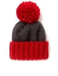 Resultado de imagen para gorros de lana para hombres con pompon 4a72804c2c1